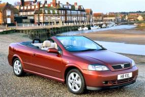 Vauxhall Astra Convertible (2001 - 2006) used car review