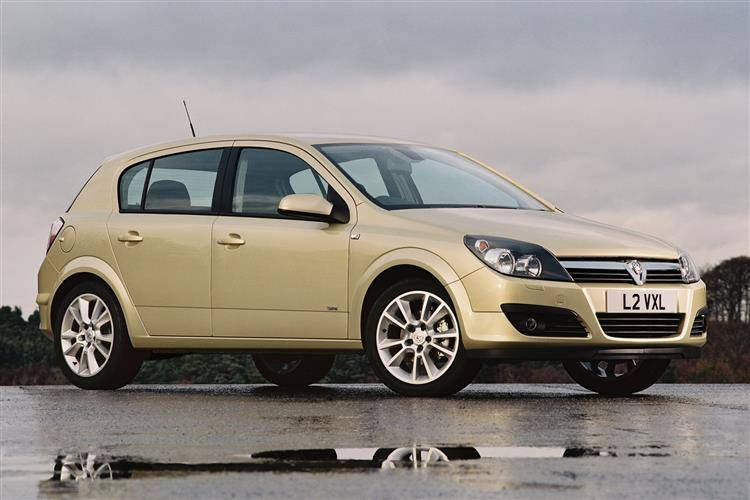 Vauxhall Astra (2004 - 2009) used car review