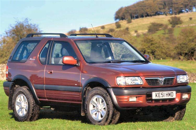 Vauxhall Frontera (1991 - 2004) used car review