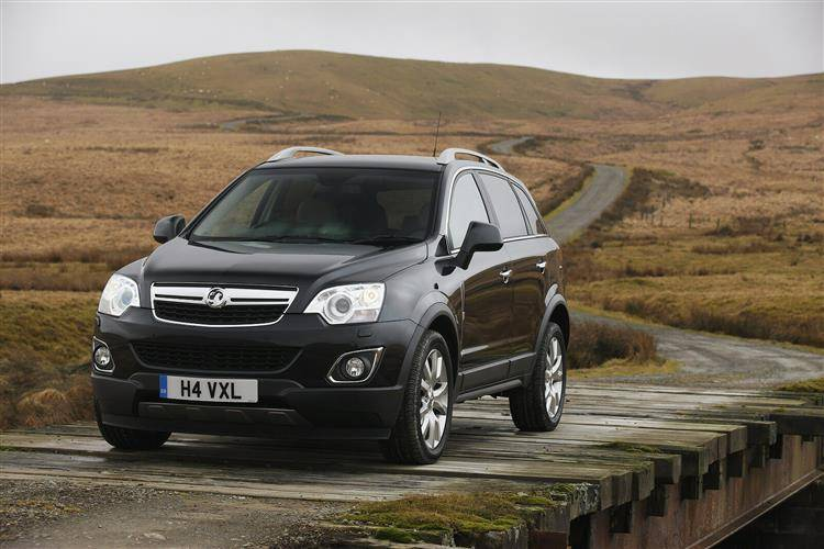 Vauxhall Antara (2011 - 2015) used car review