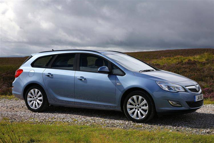 Vauxhall Astra (2012 - 2015) used car review
