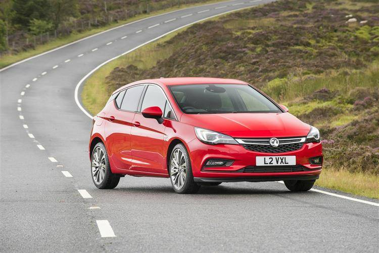 Vauxhall Astra (2015 - 2019) used car review