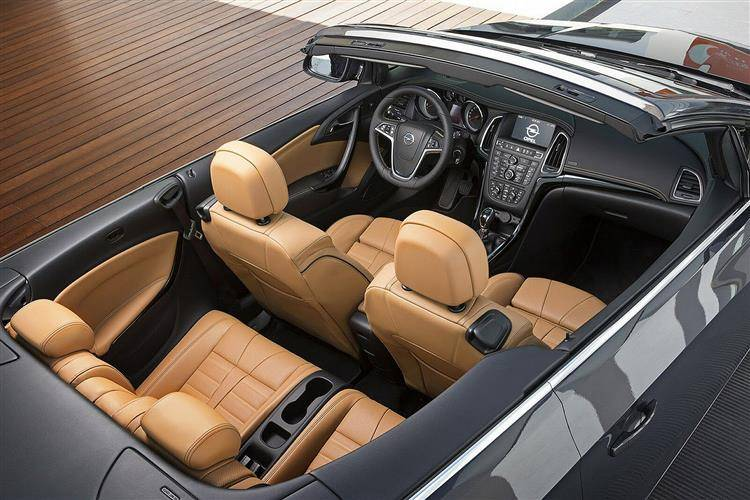 Vauxhall Cascada (2013 - 2019) used car review