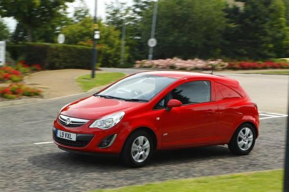 Vauxhall Corsavan (2007 - 2015) used car review