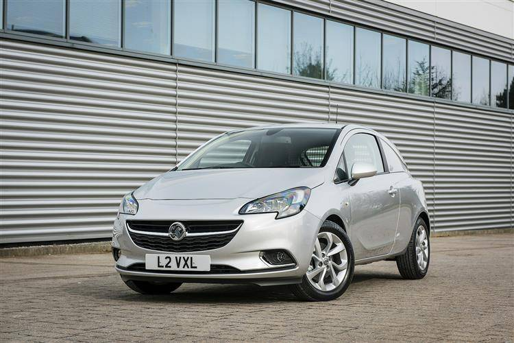 Vauxhall Corsavan (2015 - 2018) used car review