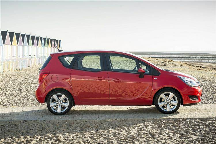 Vauxhall Meriva (2014 - 2017) used car review