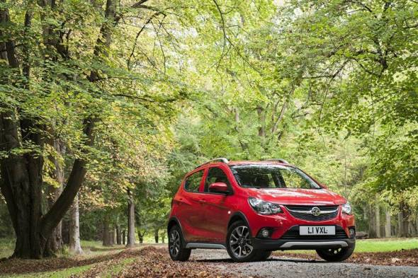Vauxhall Viva Rocks (2017 - 2019) used car review