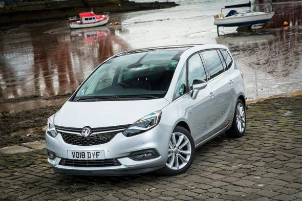 Vauxhall Zafira Tourer (2016 - 2018) used car review