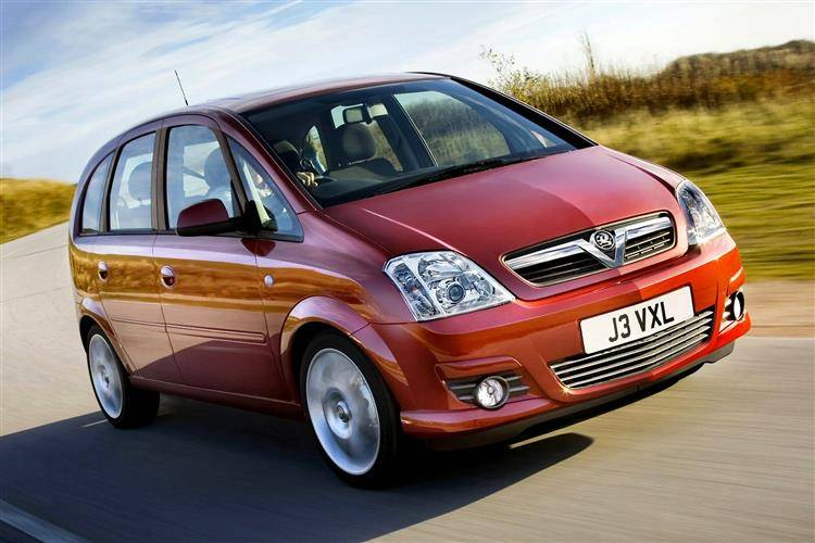 Vauxhall Meriva (2003 - 2010) used car review