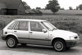 Vauxhall Nova (1983 - 1993) used car review