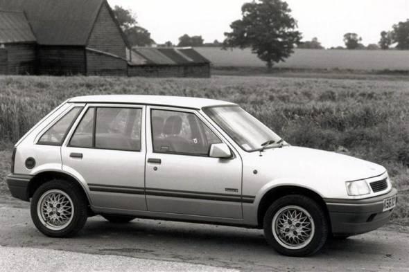 Vauxhall Nova (1983 - 1993) used car review