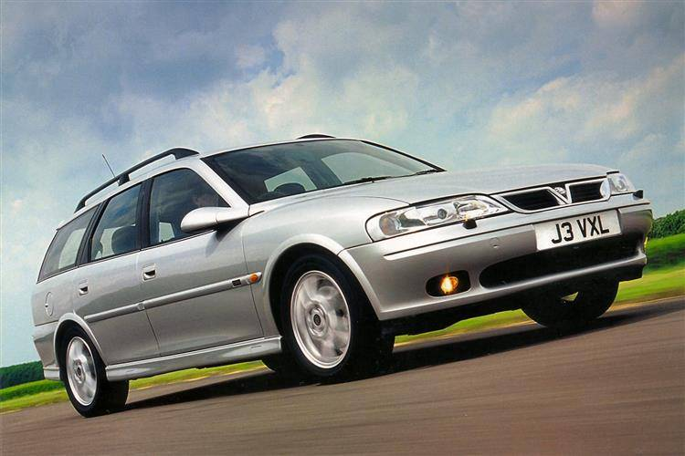 Vauxhall Vectra Estate (1996 - 2002) used car review