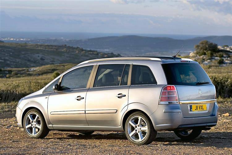 Vauxhall Zafira (2005 - 2014) used car review