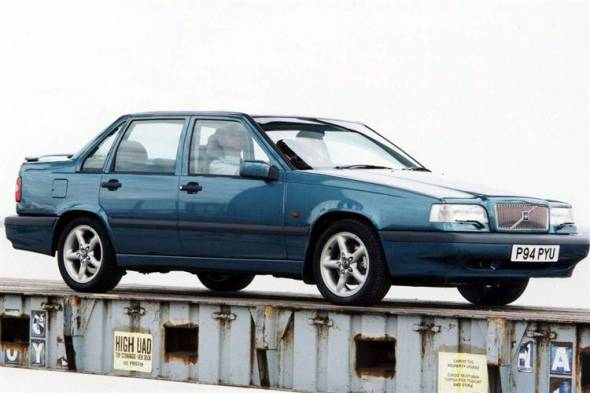 Volvo 850 (1992 - 1997) used car review