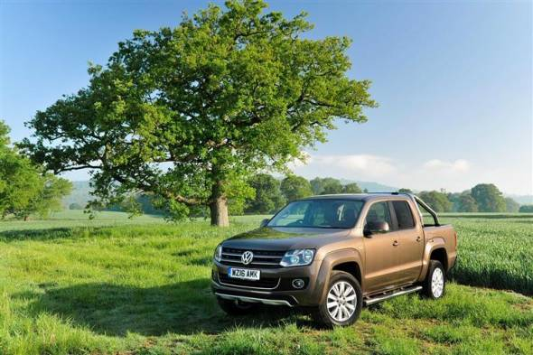 Volkswagen Amarok (2011 - 2016) used car review