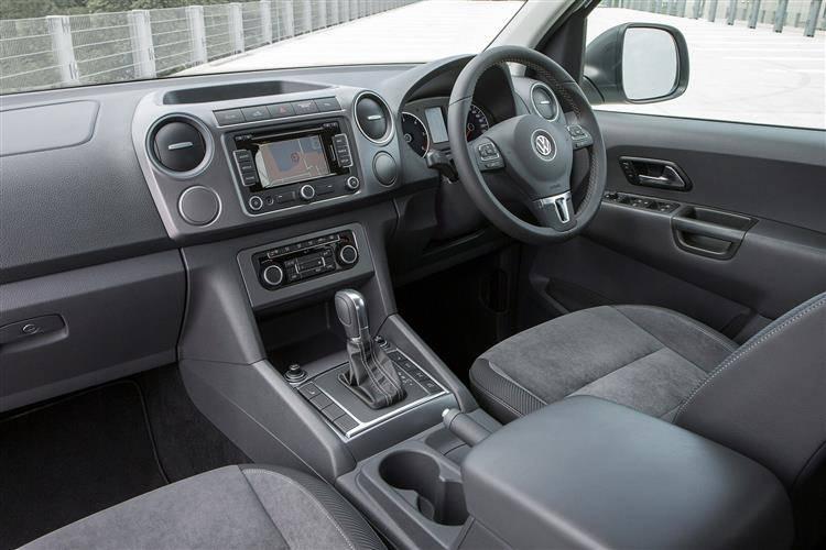 Volkswagen Amarok (2011 - 2016) used car review