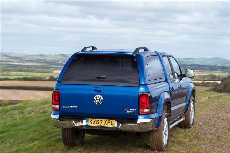 Volkswagen Amarok (2016 - 2020) used car review