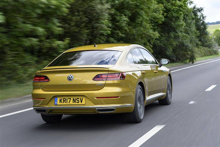 Volkswagen Arteon (2017 - 2020) used car review