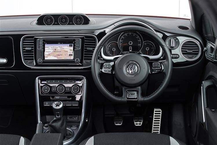 Volkswagen Beetle (2011 - 2019) used car review