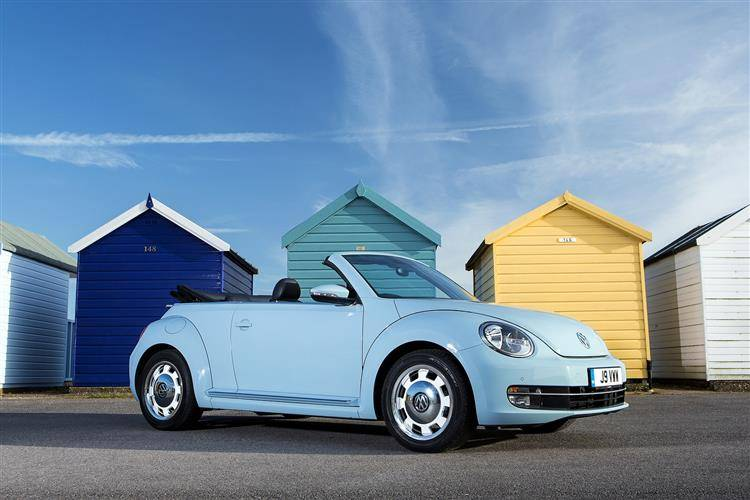 Volkswagen Beetle Cabriolet (2012 - 2019) used car review