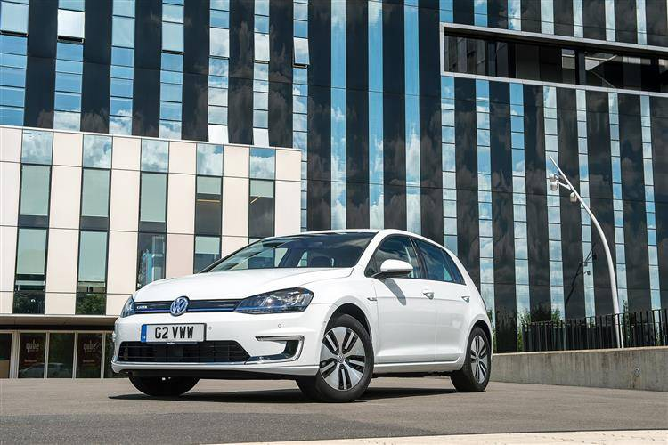 Volkswagen e-Golf (2014 - 2020) used car review