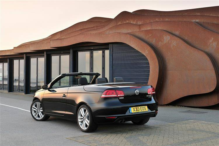 Volkswagen Eos (2011 - 2014) used car review