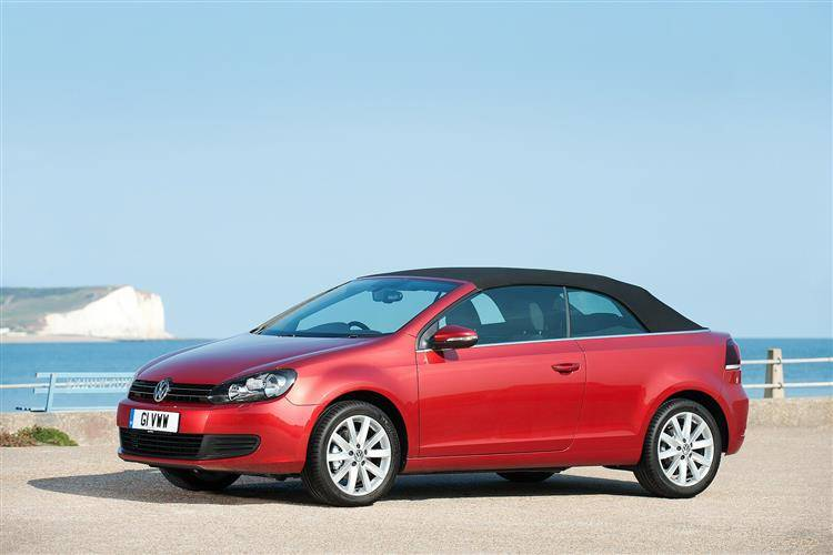 Volkswagen Golf Cabriolet (2013 - 2016) used car review