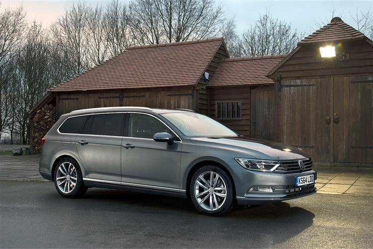 Volkswagen Passat [B8] (2015 - 2019) used car review