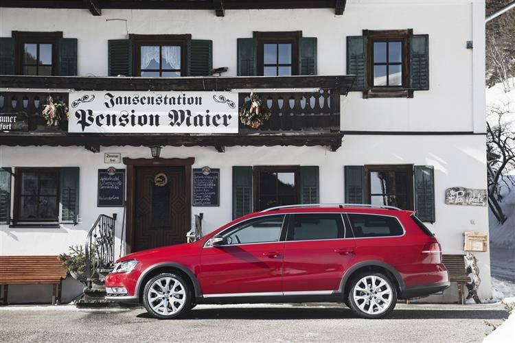 Volkswagen Passat Alltrack (2012 - 2015) used car review