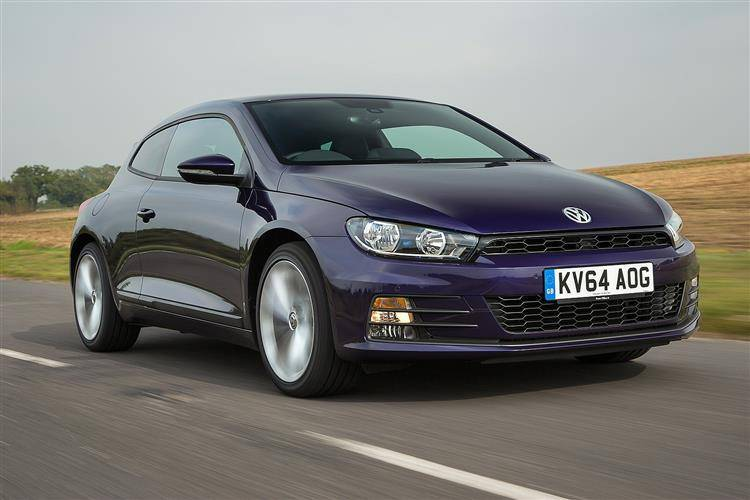 Volkswagen Scirocco (2014 - 2017) used car review