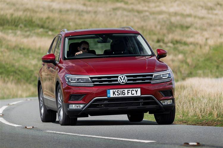 Volkswagen Tiguan MK2 (2016 - 2020) used car review