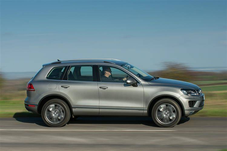 Volkswagen Touareg (2014 - 2017) used car review