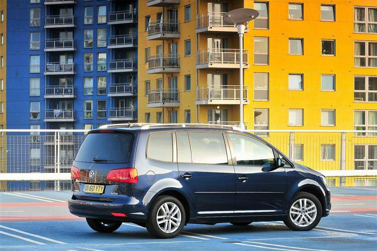Volkswagen Touran (2010 - 2015) used car review