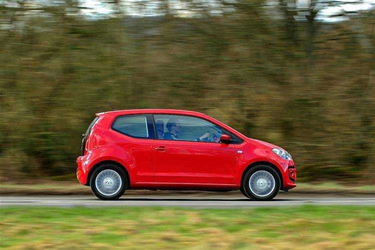 Volkswagen up! (2012 - 2016) used car review