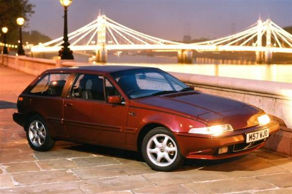 Volvo 480 (1986 - 1996) used car review