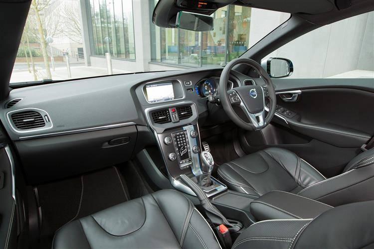 Volvo V40 (2014 - 2016) used car review