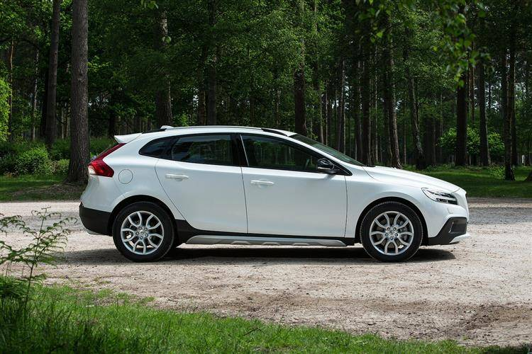 Volvo V40 Cross Country (2016 - 2020) used car review