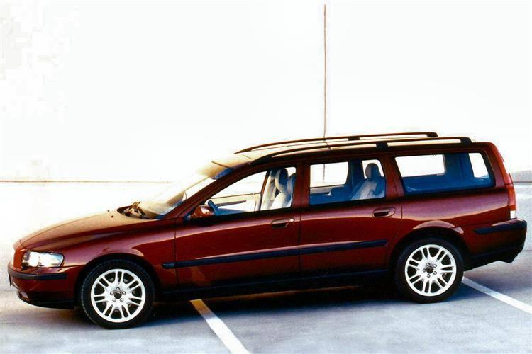 Volvo V70 (2000 - 2007) used car review