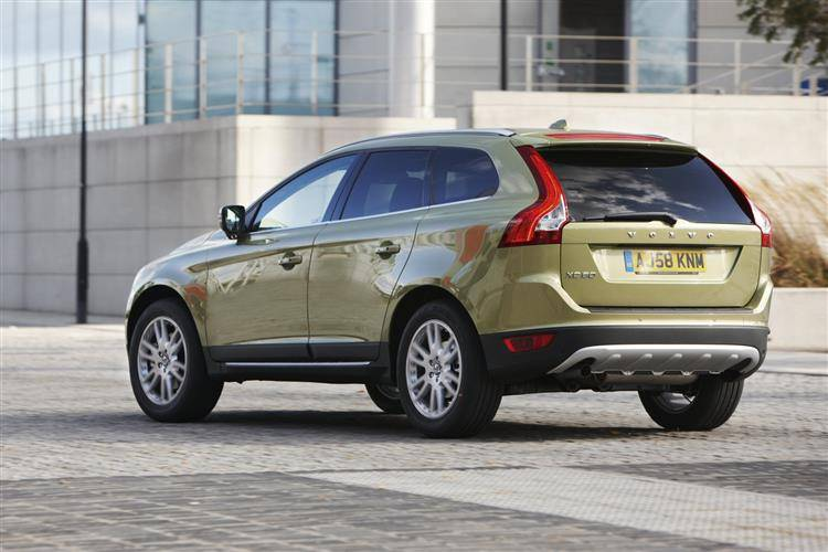 Volvo XC60 (2008 - 2013) used car review