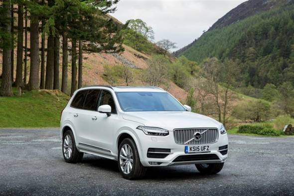 Volvo XC90 (2014 - 2018) used car review