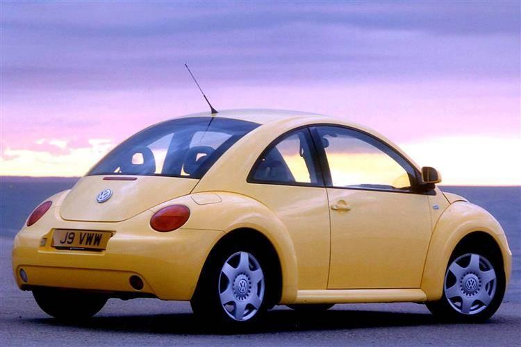 Volkswagen Beetle (1999 - 2011) used car review