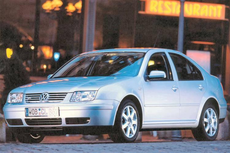 Volkswagen Bora (1999 - 2006) used car review