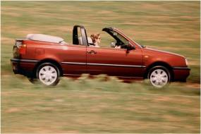 Volkswagen Golf Cabriolet (1998 - 2003) used car review