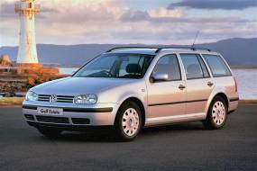 Volkswagen Golf MK 4 Estate (1999 - 2004) used car review
