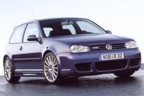 Volkswagen Golf R32 (2002 - 2004) used car review