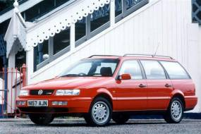 Volkswagen Passat (1988 - 1997) used car review