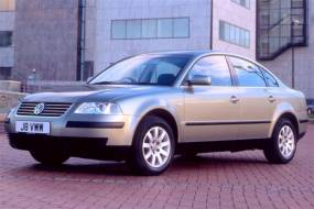 Volkswagen Passat (2000 - 2005) used car review