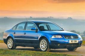 Volkswagen Passat W8 (2002 - 2005) used car review
