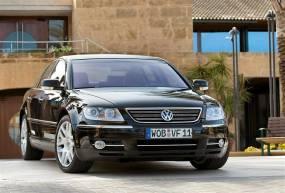 Volkswagen Phaeton (2003 - 2010) used car review
