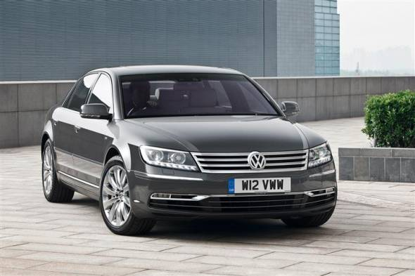 Volkswagen Phaeton (2010 - 2014) used car review
